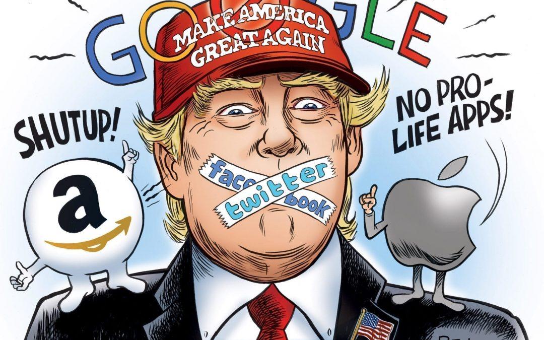 Технологичните олигарси срещу свободното слово