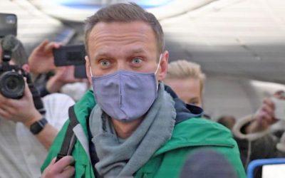 Навални и реакцията на Германия