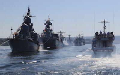 Руският полумесец над Черно море