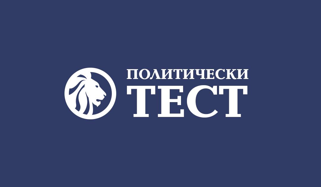 "Политически тест ""Мисъль"" – резултати"