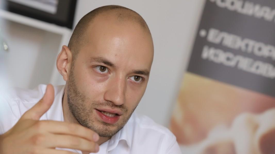 Димитър Ганев: В България няма сблъсък на идеи