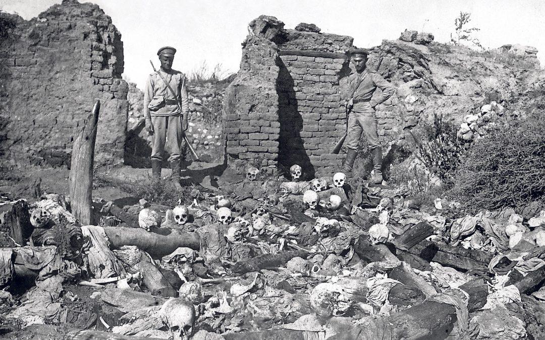Турция, арменският геноцид, ислямът и правата на човека