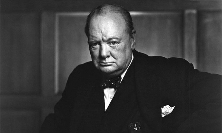 Ако Чърчил бе либертарианец