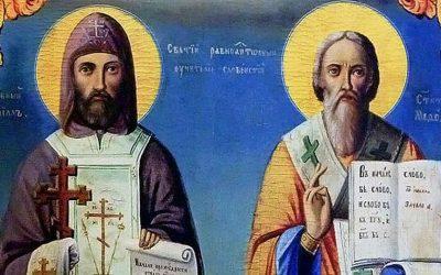 Нелогичното дело на Константин и Методий