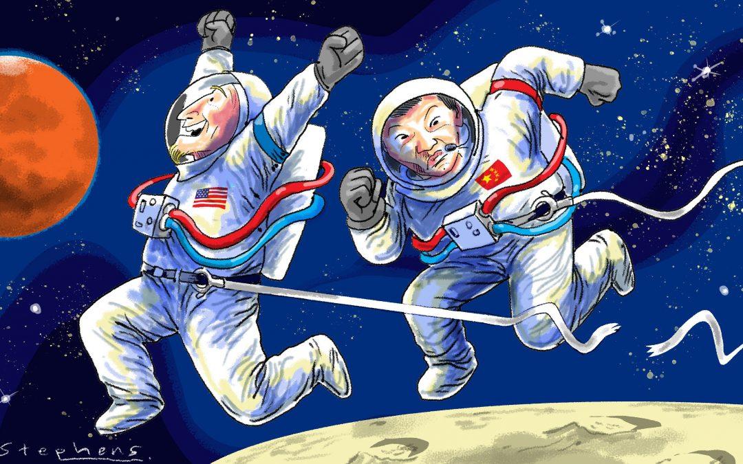 Кой ще спечели новата космическа надпревара?