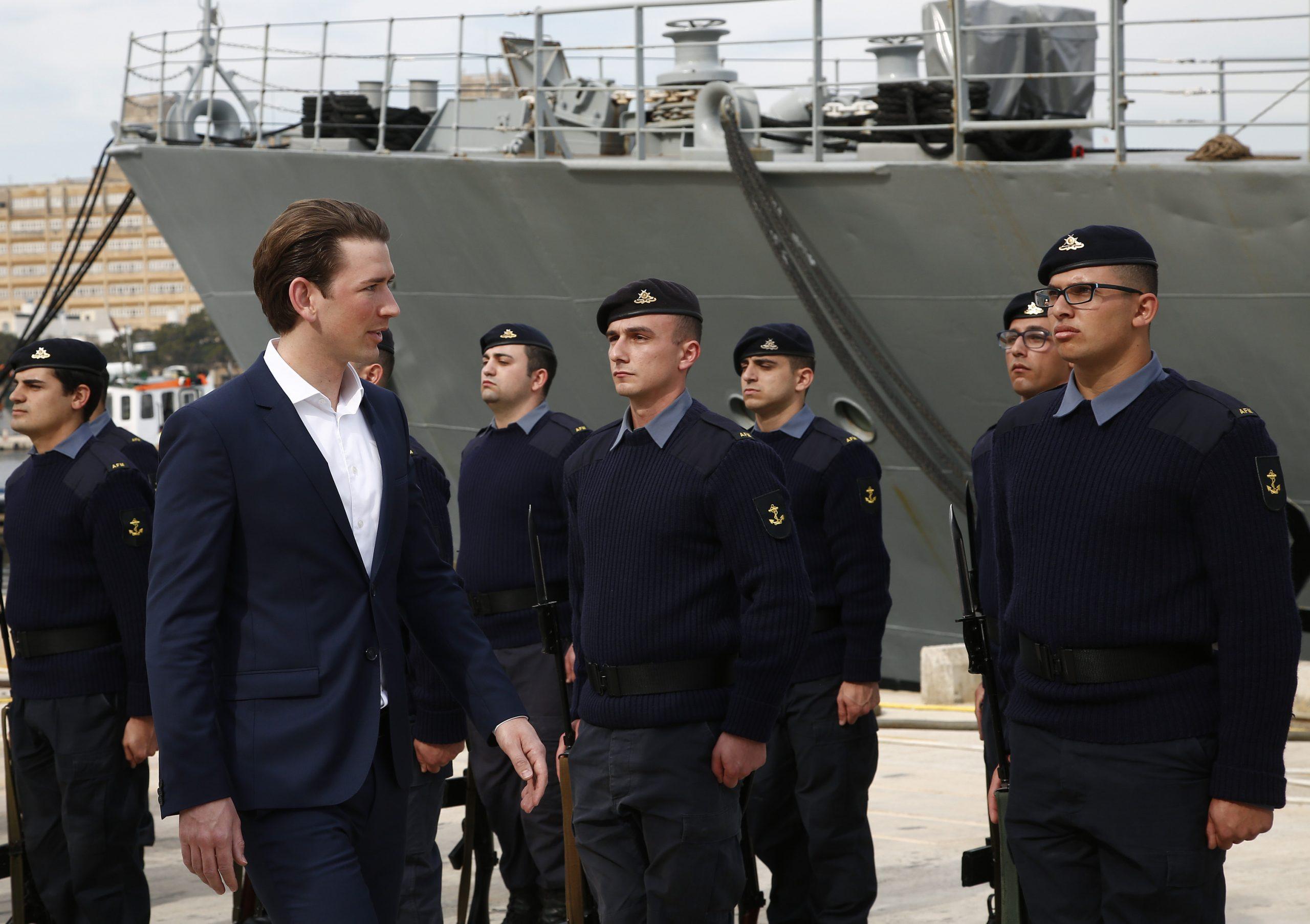 Еврофедералисти срещу Фронтекс