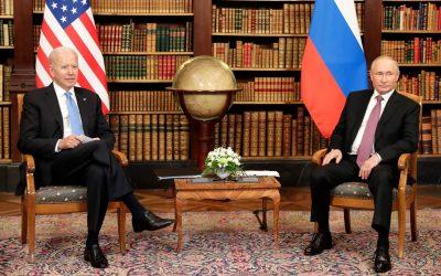 Реми между Байдън и Путин в Женева