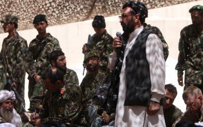 Талибан да се наричам първа радост е за мене