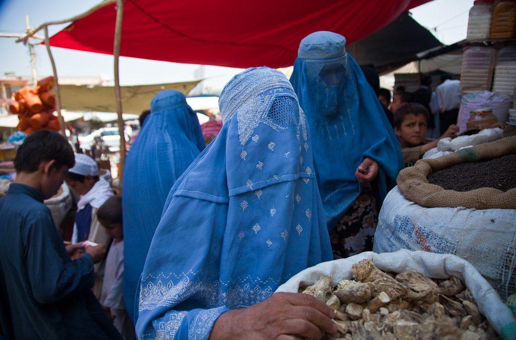 """Феминизъм по време на """"талибанизъм"""""""