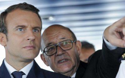 Един много ядосан французин