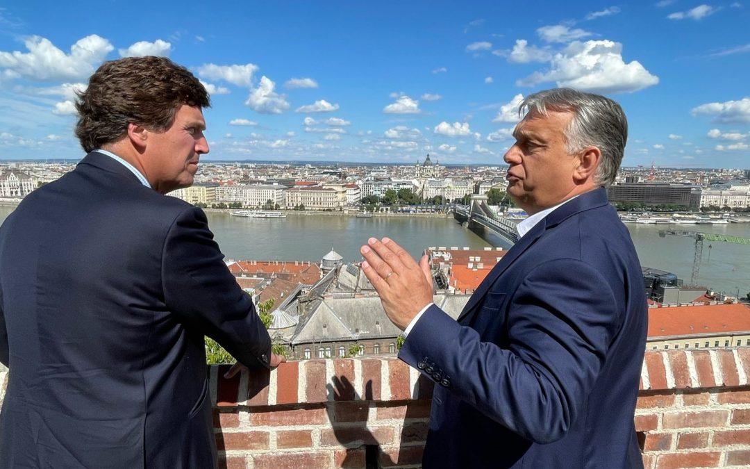 Виктор Орбан: Унгарските проблеми трябва да се решават от унгарците
